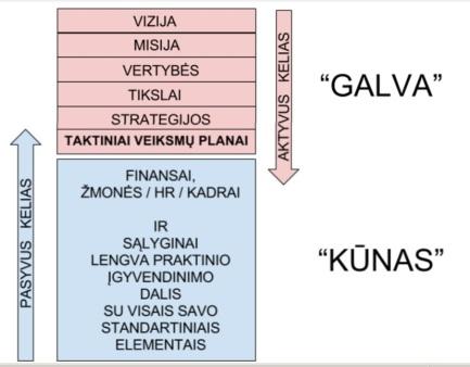 vizijos schema Lietuvai